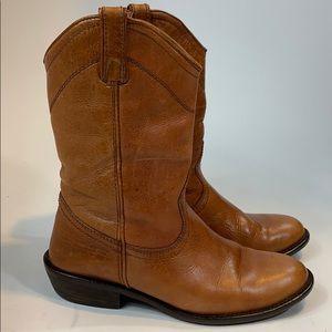Steve Madden Lasoo western boots size 9.5